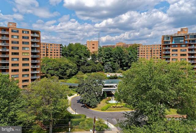 4201 Cathedral Avenue NW 613W, WASHINGTON, DC 20016 (#DCDC498312) :: Smart Living Experts