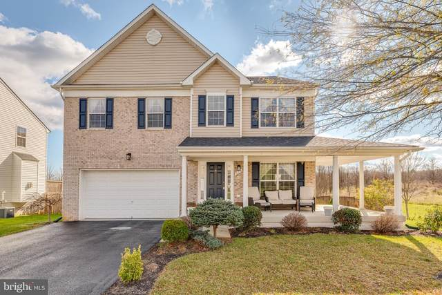 329 Flagstaff Circle, MARTINSBURG, WV 25405 (#WVBE182128) :: Dart Homes