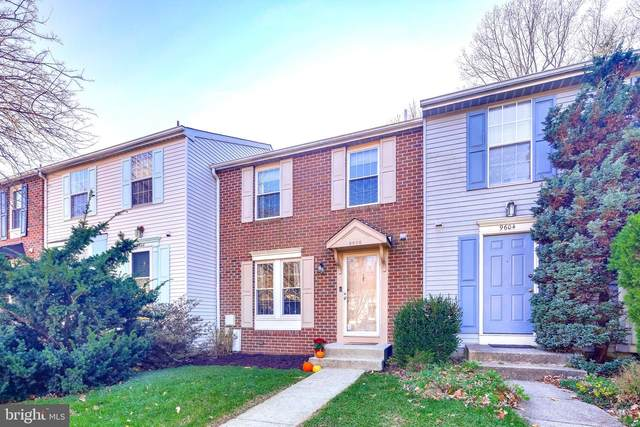 9606 Glendower Court, LAUREL, MD 20723 (#MDHW288198) :: The Gus Anthony Team