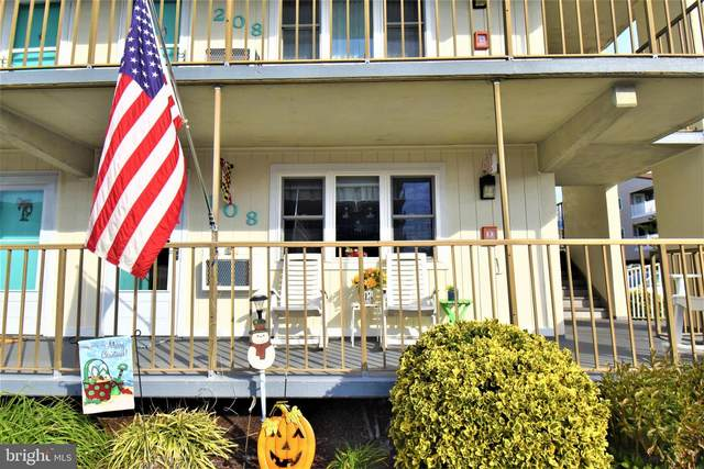 10 129TH Street #108, OCEAN CITY, MD 21842 (#MDWO118590) :: Speicher Group of Long & Foster Real Estate