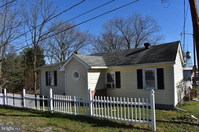 327 Kerns Street, INWOOD, WV 25428 (#WVBE182136) :: The Maryland Group of Long & Foster Real Estate