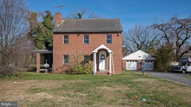 1431 W Patrick Street, FREDERICK, MD 21702 (#MDFR274502) :: Corner House Realty