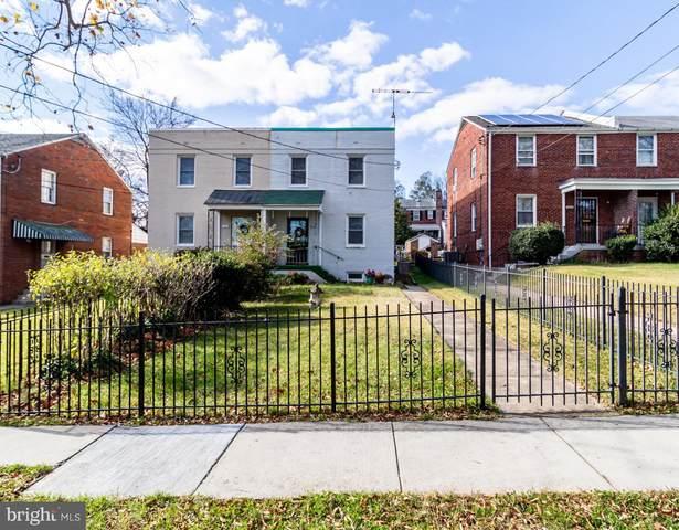 5034 12TH Street NE, WASHINGTON, DC 20017 (#DCDC498358) :: Great Falls Great Homes