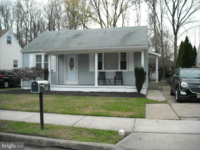 101 Deerwood Drive, TRENTON, NJ 08619 (#NJME305276) :: Give Back Team