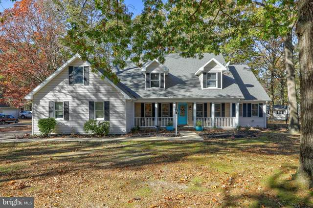202 W Manor Drive, DAGSBORO, DE 19939 (#DESU173638) :: Revol Real Estate