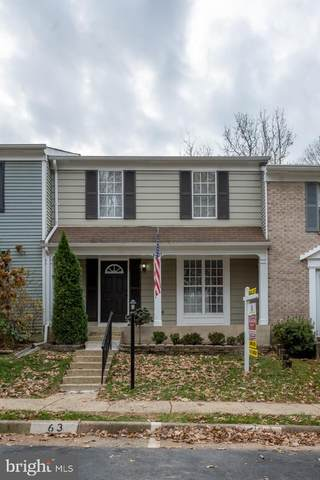 6107 Martins Landing Court, BURKE, VA 22015 (#VAFX1169586) :: Great Falls Great Homes