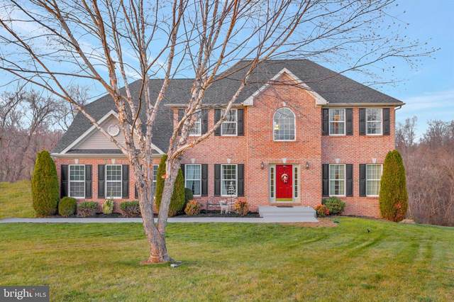 42 Devereaux Terrace Court, FALLING WATERS, WV 25419 (#WVBE182142) :: Fairfax Realty of Tysons
