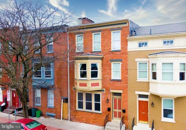 121 N Beaver Street, YORK, PA 17401 (#PAYK149592) :: Century 21 Dale Realty Co