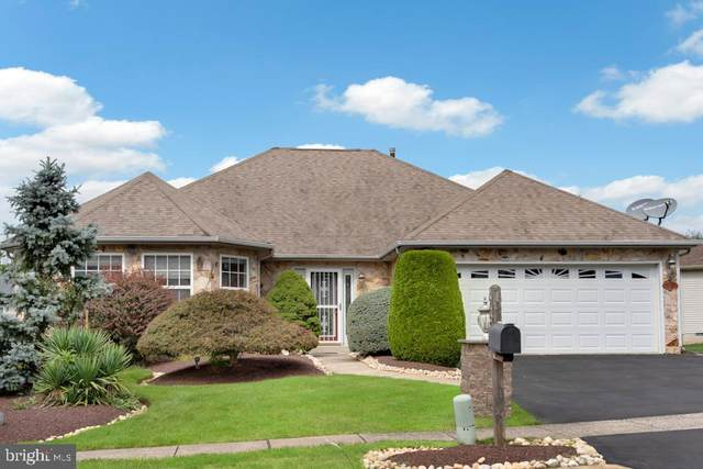 627 Nicole Drive, SOUTHAMPTON, PA 18966 (#PABU516400) :: Better Homes Realty Signature Properties
