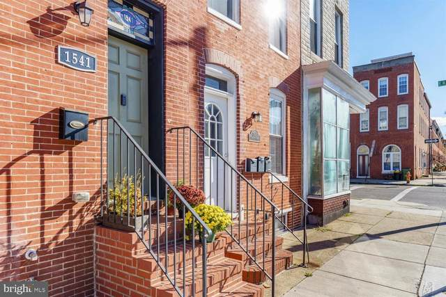 1543 S Charles Street, BALTIMORE, MD 21230 (#MDBA532546) :: The Sky Group