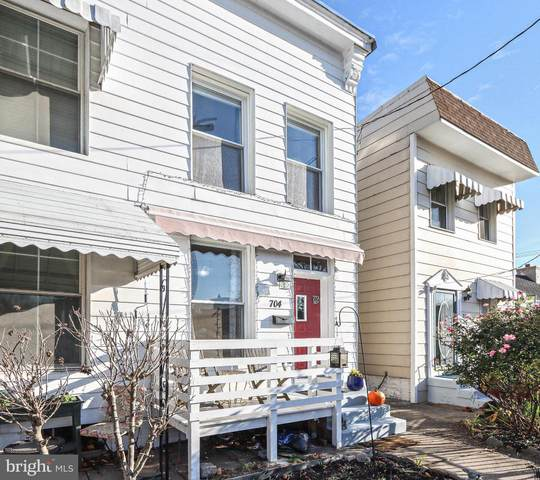 704 N Market Street, FREDERICK, MD 21701 (#MDFR274516) :: Great Falls Great Homes