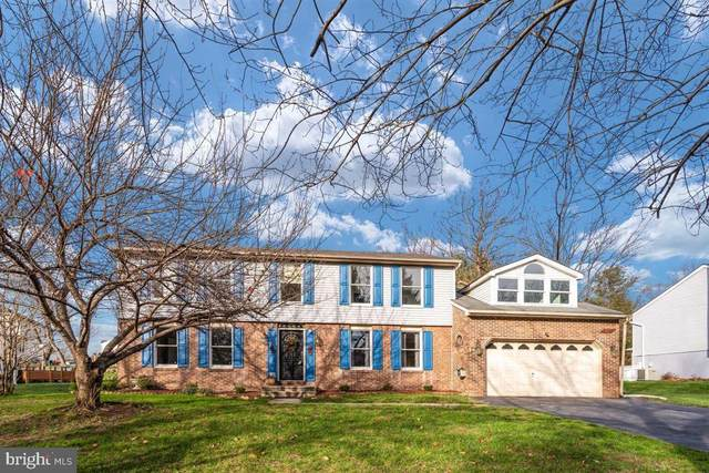 5555 Hunting Horn Drive, ELLICOTT CITY, MD 21043 (#MDHW288204) :: V Sells & Associates | Compass