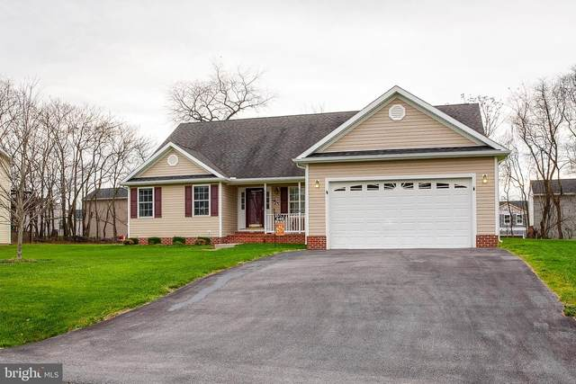 449 Talisman Drive, MARTINSBURG, WV 25403 (#WVBE182152) :: Better Homes Realty Signature Properties