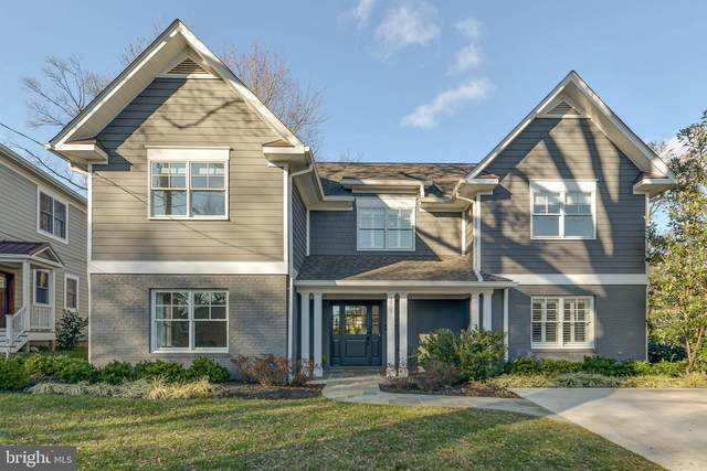 3707 Stewart Driveway, CHEVY CHASE, MD 20815 (#MDMC736122) :: The Sky Group