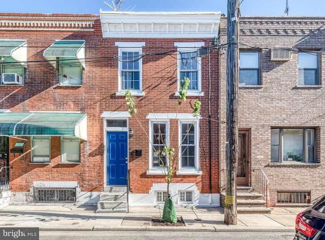 1635 S Mole Street, PHILADELPHIA, PA 19145 (#PAPH966052) :: The Toll Group