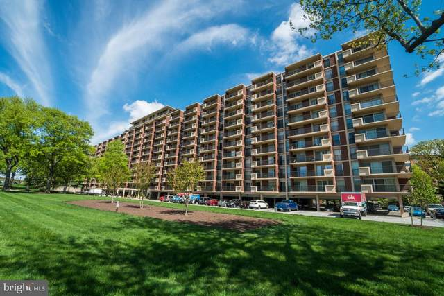 1300 Army Navy Drive #721, ARLINGTON, VA 22202 (#VAAR173158) :: Dart Homes
