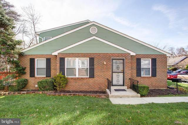 15005 Laurel Oaks Lane #54, LAUREL, MD 20707 (#MDPG589666) :: The Riffle Group of Keller Williams Select Realtors