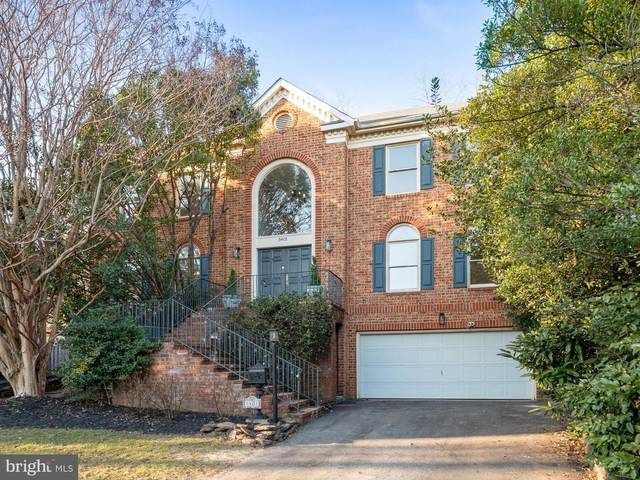 5401 8TH Road N, ARLINGTON, VA 22205 (#VAAR173160) :: Eng Garcia Properties, LLC