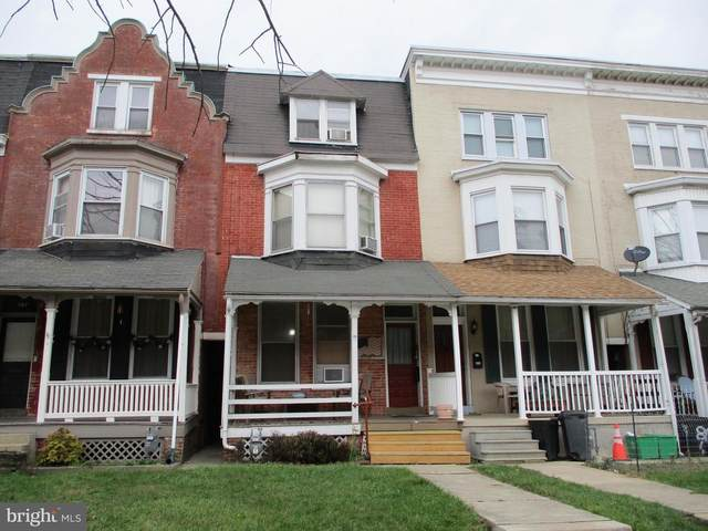 815 Linden Avenue, YORK, PA 17404 (#PAYK149604) :: Century 21 Dale Realty Co