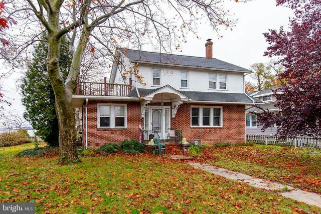 58 Delaware Avenue, PENNS GROVE, NJ 08069 (#NJSA140292) :: The Toll Group