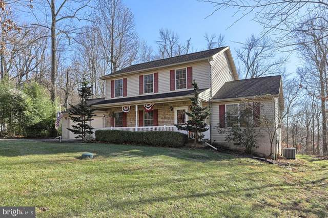 15 Cardinal Drive, ETTERS, PA 17319 (#PAYK149606) :: Century 21 Home Advisors