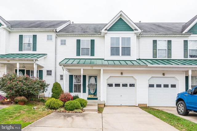 112 Canvas Place, BEL AIR, MD 21015 (#MDHR254602) :: SP Home Team