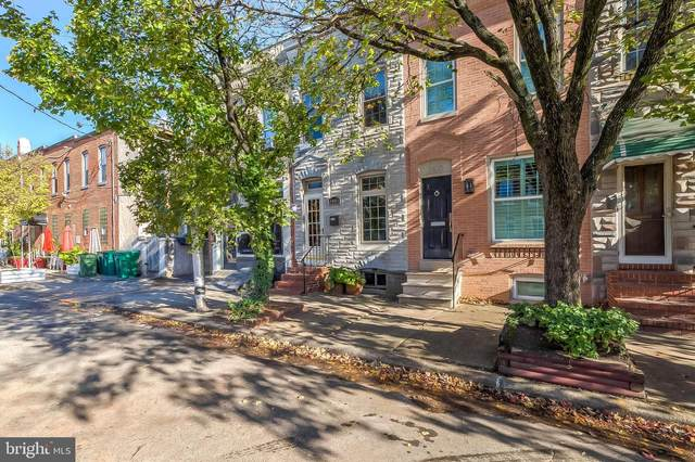 1403 Decatur Street, BALTIMORE, MD 21230 (#MDBA532594) :: Better Homes Realty Signature Properties