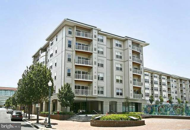 8045 Newell Street #415, SILVER SPRING, MD 20910 (#MDMC736162) :: Pearson Smith Realty