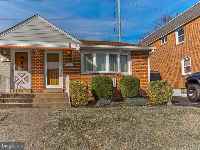 703 17TH Avenue, PROSPECT PARK, PA 19076 (#PADE535754) :: The Matt Lenza Real Estate Team