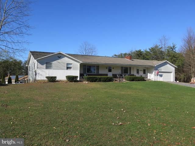 10000 Stone Creek Ridge Road, HUNTINGDON, PA 16652 (#PAHU101772) :: Flinchbaugh & Associates