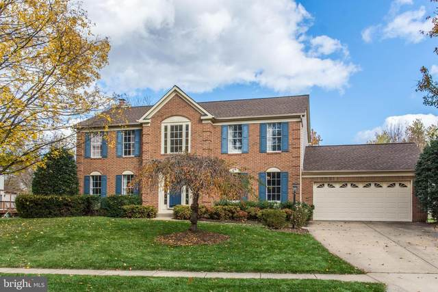 2355 Players Pond Lane, RESTON, VA 20191 (#VAFX1169664) :: AJ Team Realty