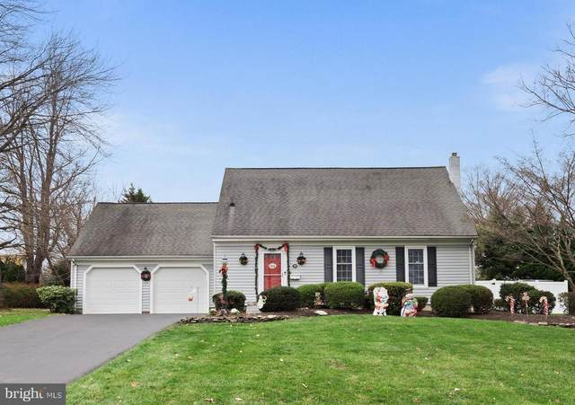 29 Crown Road, EWING, NJ 08638 (#NJME305310) :: Jason Freeby Group at Keller Williams Real Estate