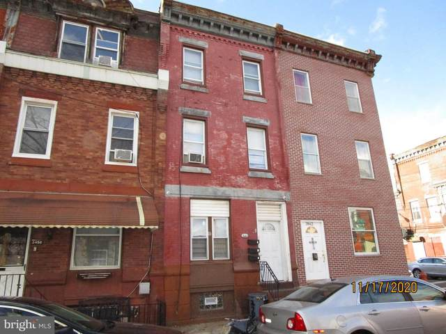 2460 N 19TH Street, PHILADELPHIA, PA 19132 (#PAPH966132) :: Better Homes Realty Signature Properties