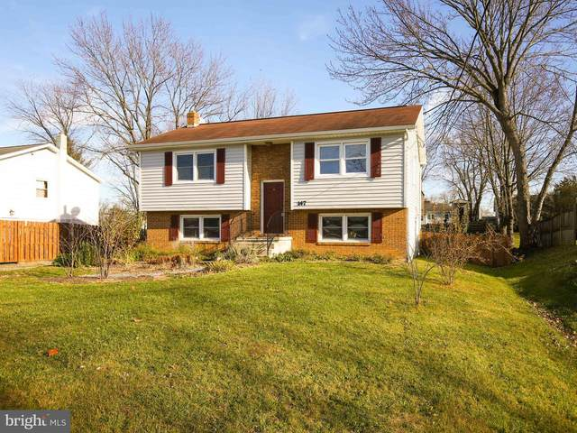 147 Sunset Drive, WINCHESTER, VA 22602 (#VAFV161024) :: The Putnam Group