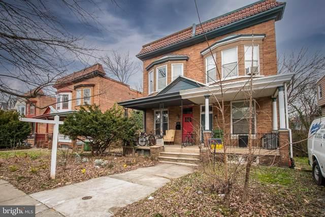 802 Gorsuch Avenue, BALTIMORE, MD 21218 (#MDBA532596) :: Bruce & Tanya and Associates