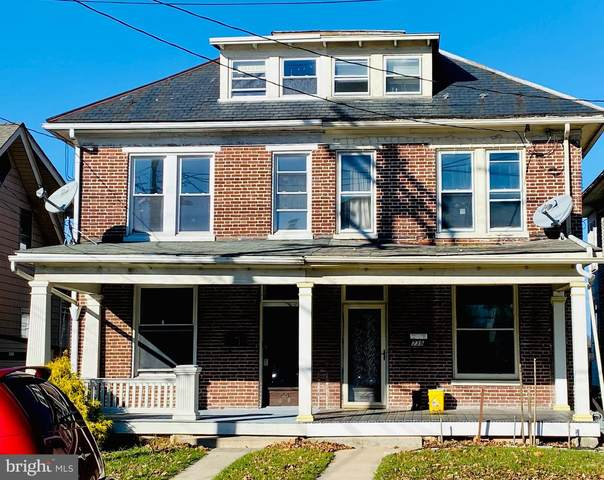 741 W Broadway, RED LION, PA 17356 (#PAYK149618) :: ExecuHome Realty