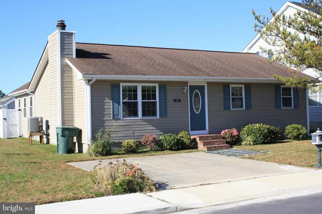 13805 Fiesta Road, OCEAN CITY, MD 21842 (#MDWO118614) :: The Mike Coleman Team
