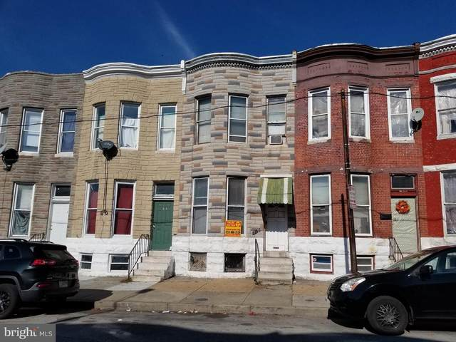 1816 W Lafayette Avenue, BALTIMORE, MD 21217 (#MDBA532620) :: Great Falls Great Homes