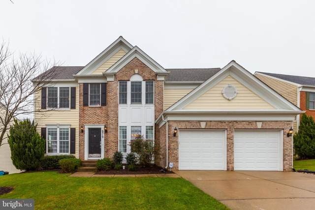 6319 Meandering Woods Court, FREDERICK, MD 21701 (#MDFR274548) :: Integrity Home Team