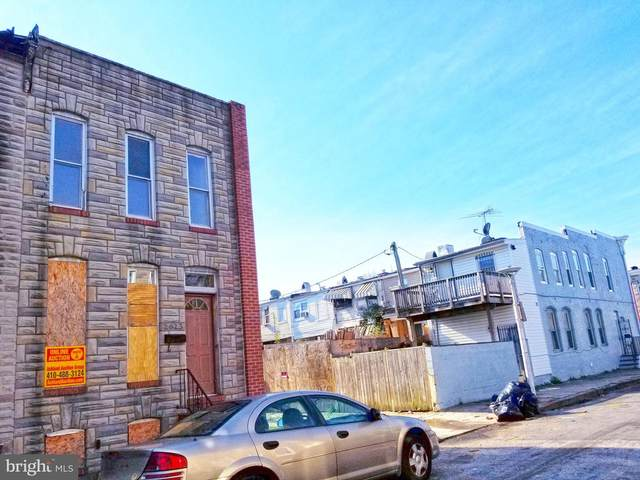 2023 Wilhelm Street, BALTIMORE, MD 21223 (#MDBA532624) :: Ultimate Selling Team