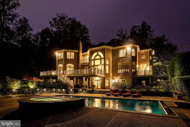 915 Georgetown Ridge Court, MCLEAN, VA 22102 (#VAFX1169690) :: AJ Team Realty