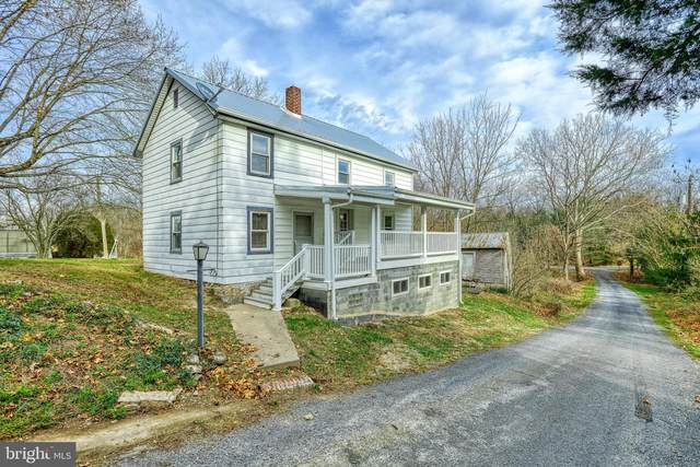 21 Saint Peters Church Road, LANDISBURG, PA 17040 (#PAPY102892) :: The Heather Neidlinger Team With Berkshire Hathaway HomeServices Homesale Realty