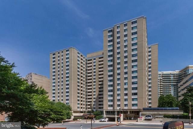 4601 N Park Avenue N #310, CHEVY CHASE, MD 20815 (#MDMC736188) :: Potomac Prestige