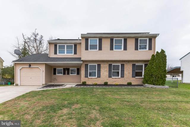 7 Boothby Drive, MOUNT LAUREL, NJ 08054 (#NJBL387430) :: Ramus Realty Group