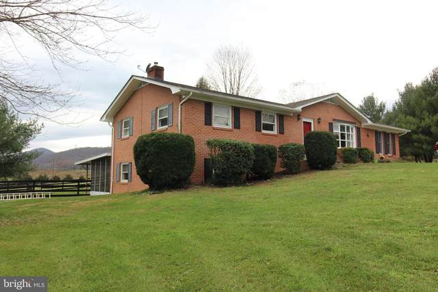 516 Julius Keller Road, STRASBURG, VA 22657 (#VASH120990) :: Bob Lucido Team of Keller Williams Integrity