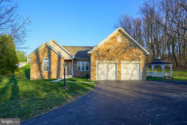 1025 Cranberry Lane W, YORK, PA 17402 (#PAYK149638) :: Flinchbaugh & Associates