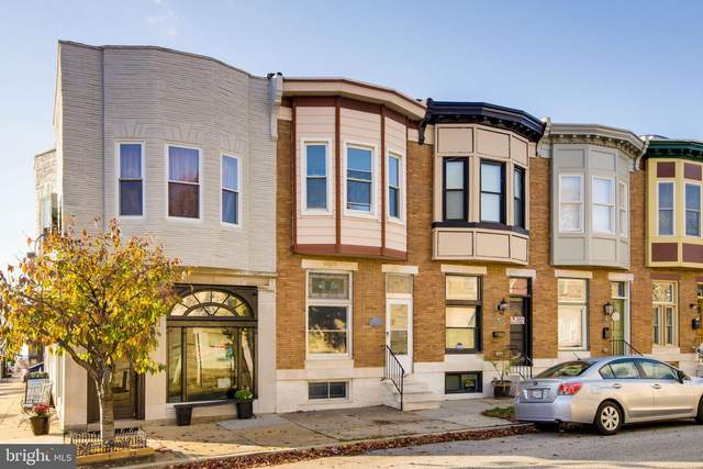 740 S Ellwood Avenue, BALTIMORE, MD 21224 (#MDBA532636) :: The Redux Group