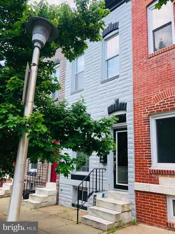 116 N Potomac Street, BALTIMORE, MD 21224 (#MDBA532634) :: The Dailey Group