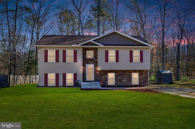 122 Patrick Henry Drive, RUTHER GLEN, VA 22546 (#VACV123266) :: Better Homes Realty Signature Properties