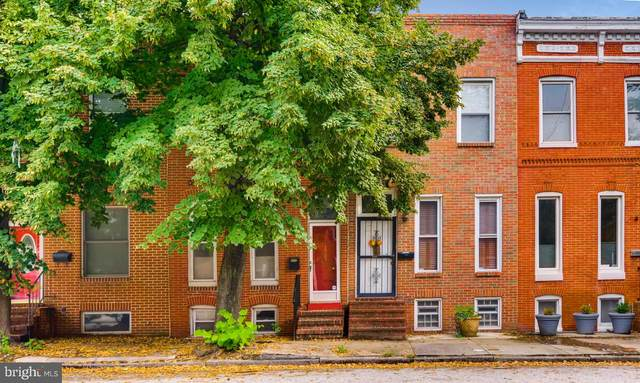 1709 S Charles Street, BALTIMORE, MD 21230 (#MDBA532642) :: The Redux Group